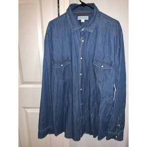 Aeropostale denim shirt
